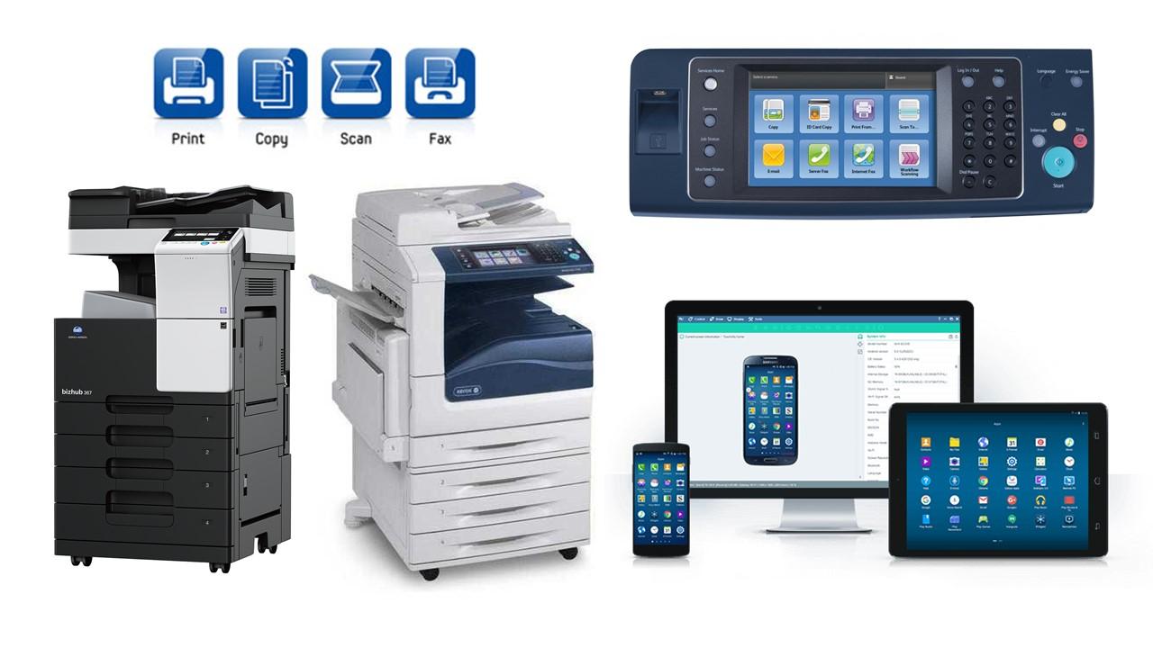 mesin multifunctional printer